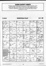 Schuyler County Map 023, Schuyler and Brown Counties 1990