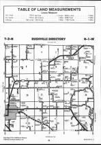 Schuyler County Map 024, Schuyler and Brown Counties 1990