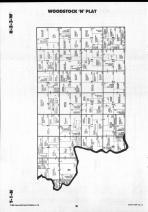 Schuyler County Map 025, Schuyler and Brown Counties 1990