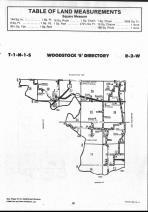 Schuyler County Map 028, Schuyler and Brown Counties 1990