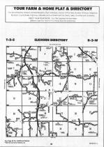 Brown County Map Image 013, Schuyler and Brown Counties 1993