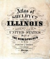 Title Page, Shelby County 1875