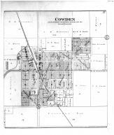 Cowden, Shelby County 1895