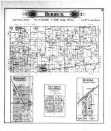 Herrick Township, Holliday, Cold Spring, Kingman, Shelby County 1895
