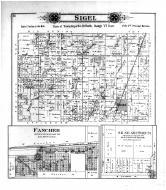 Sigel Township, Fancher, Section 25, Shelby County 1895