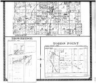 Holland Township, Trowbridge, Todds Point, Below, Shelby County 1914
