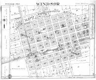 Windsor, Shelby County 1914