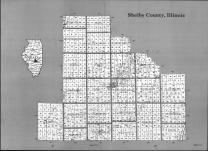 Index Map, Shelby County 1990 Published by Farm and Home Publishers, LTD