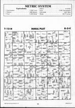 Rural T12N-R2E, Shelby County 1990 Published by Farm and Home Publishers, LTD