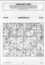 Lakewood T10N-R3E, Shelby County 1990 Published by Farm and Home Publishers, LTD