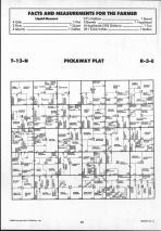 Pickaway T13N-R3E, Shelby County 1990 Published by Farm and Home Publishers, LTD