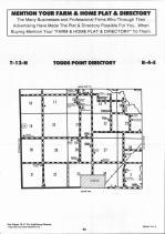 Todds Point T13N-R4E, Shelby County 1993 Published by Farm and Home Publishers, LTD