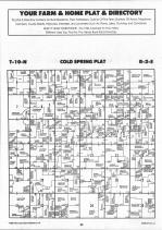 Cold Spring T10N-R2E, Shelby County 1993 Published by Farm and Home Publishers, LTD