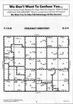 Pickaway T13N-R3E, Shelby County 1993 Published by Farm and Home Publishers, LTD