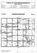 Lakewood T10N-R3E, Shelby County 1993 Published by Farm and Home Publishers, LTD