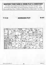 Moweaqua T14N-R2E, Shelby County 1993 Published by Farm and Home Publishers, LTD