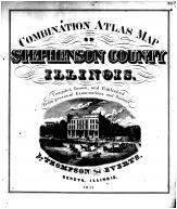 Title Page, Stephenson County 1871