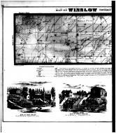 Winslow Township - Left, Stephenson County 1871