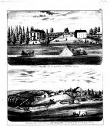 Ireland Residence, Crawford Residence & Stock Farm, Tazewell County 1873