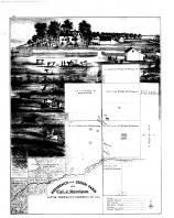 Merriam Residence & Stock Farm, Tazewell County 1873