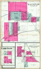 Mackinaw, Groveland, Green Valley, Tazewell County 1910
