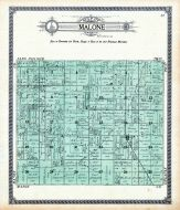 Malone Township, Tazewell County 1910