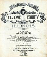 Title Page, Tazewell County 1910