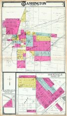 Washington, Crandall, Hopedale, Tazewell County 1910