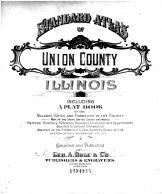 Title Page, Union County 1908