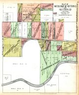 Danville City and Environs - Section 1 and 12 - South, Vermilion County 1915