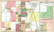 Danville City and Environs - Section 2 - West, Danville City - North Including Roselawn, Vermilion County 1915