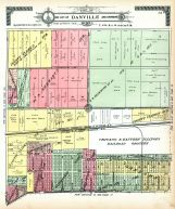 Danville City and Environs - Section 3, Vermilion County 1915
