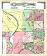 Danville City and Environs - Section 6, Vermilion County 1915