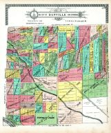Danville City and Environs - Section 9, Vermilion County 1915