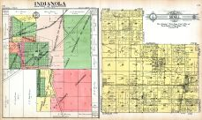 Indianola, Sidell Township, Vermilion County 1915