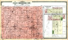 Middlefork Township, Oakwood, Vermilion County 1915