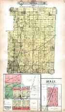 Newell Township, Fithian, Reilly, Vermilion County 1915