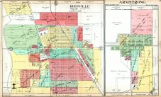 Rossville, Armstrong, Vermilion County 1915