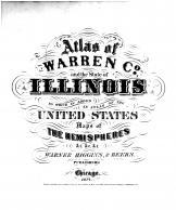 Title Page, Warren County 1872
