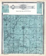 Genesee Township, Whiteside County 1912