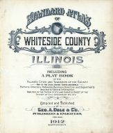 Title Page, Whiteside County 1912