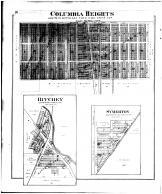 Columbia Heights, Ritchey, Symerton, Will County 1893