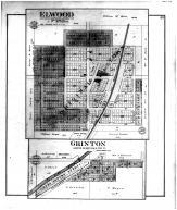 Elwood, Grinton, Will County 1893