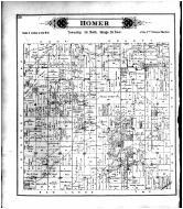 Homer Township, Gooding Grove PO, Will County 1893
