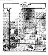 Joliet City - Section 10, Will County 1893