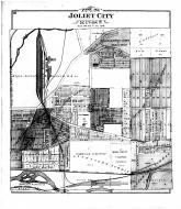 Joliet City - Section 11, Will County 1893