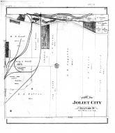 Joliet City - Section 14, Will County 1893