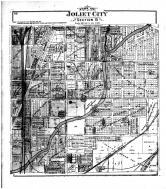 Joliet City - Section 15, Will County 1893