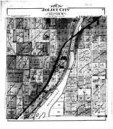 Joliet City - Section 16, Will County 1893