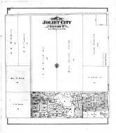 Joliet City - Section 17, Will County 1893